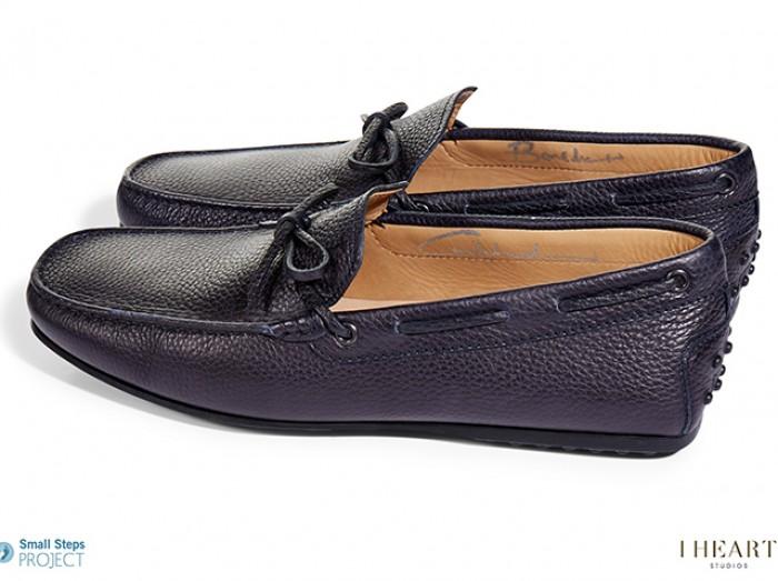 Benedict Cumberbatc Leather Shoes
