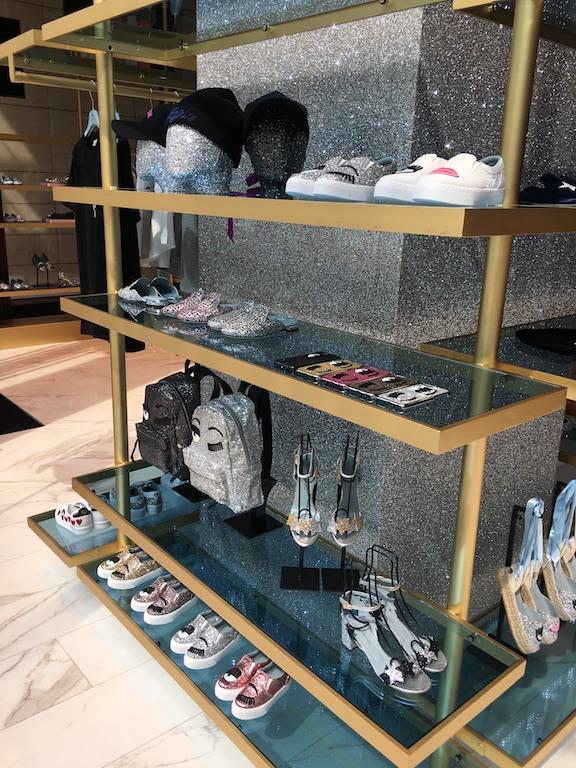 Chiara Ferragni Milan Store