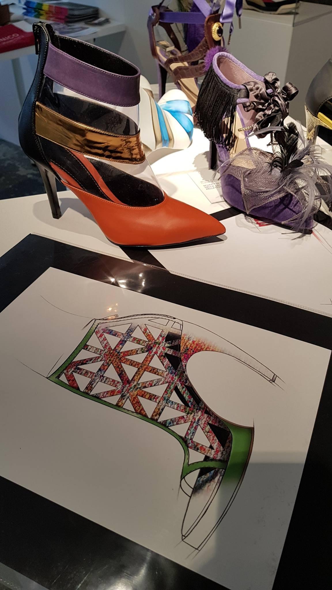 Politecnico Calzaturiero al Fashion Graduate Italia