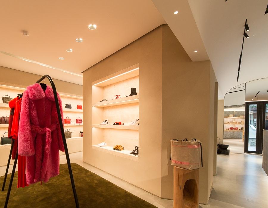 Il nuovo negozio di Kraler a Cortina dedicato alla donna
