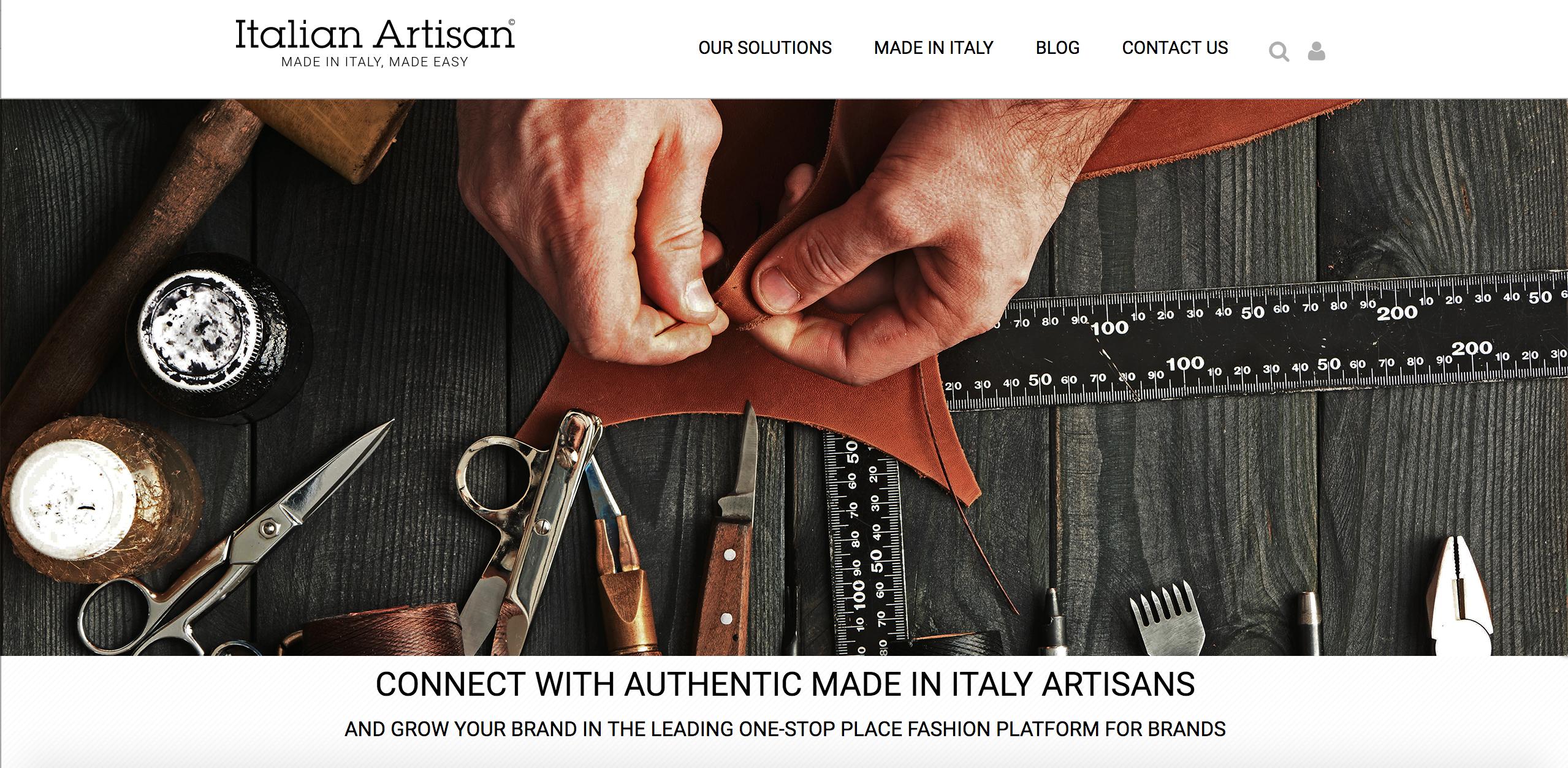 Italian Artisan Community