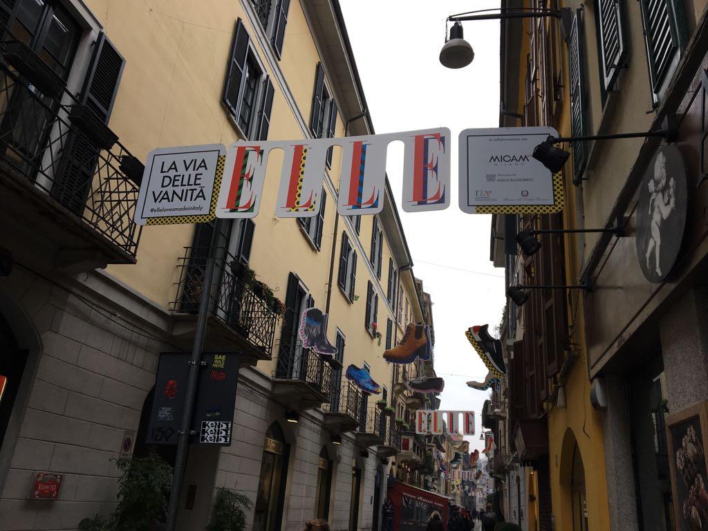 Fiori Chiari 9.Milan The Capital Of Fashion Italian Shoes