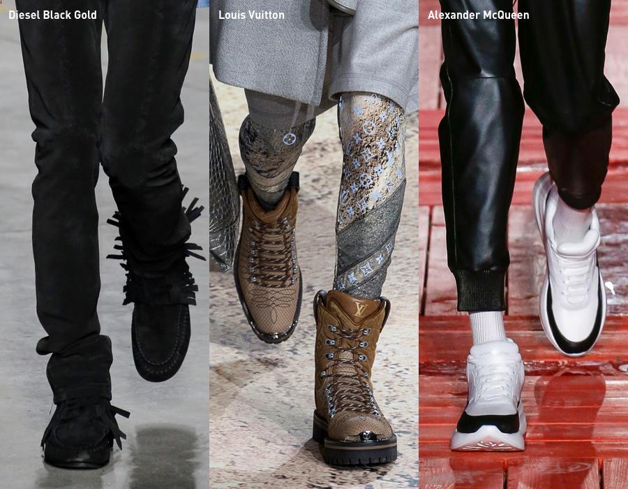 Italian Shoes trend uomo A/1 18/19