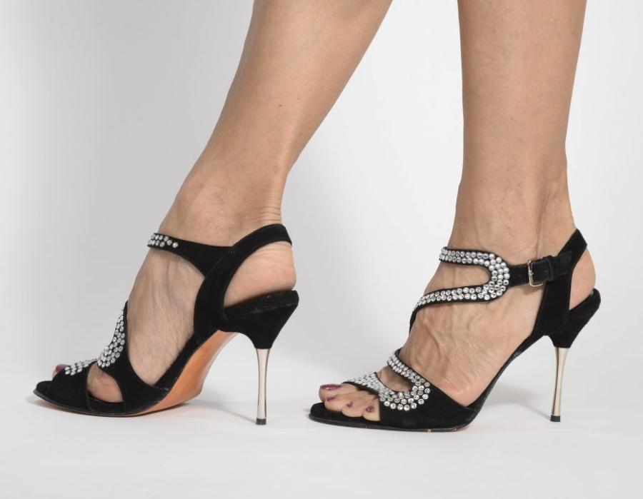 a piedi scatti di Acquista ordine Giovanni Dolci, il tanguero che crea scarpe da ballo - Italian Shoes