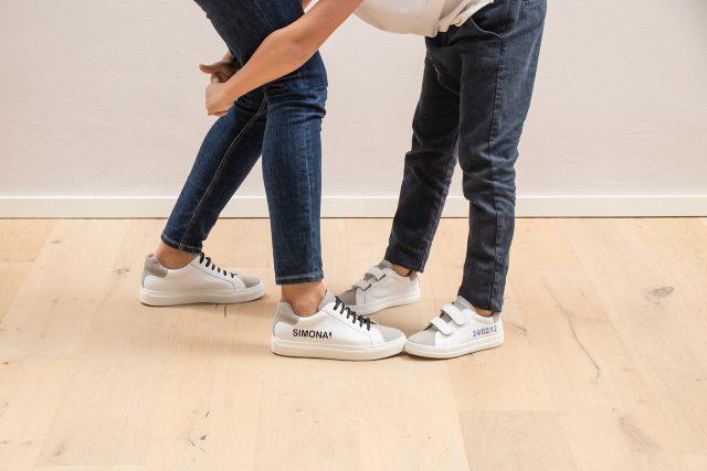 premium selection d0b32 398a5 Tu&Io: le scarpe uguali per genitori e figli