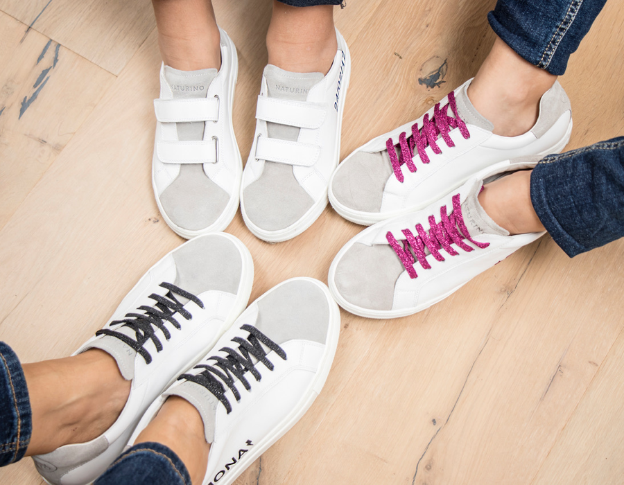 "You&Me"": matching shoes for parents and children"