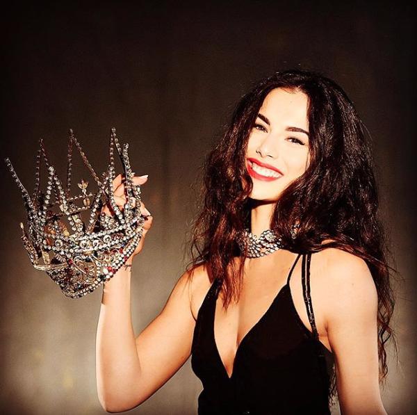 Carlotta Maggiorana,Miss Italia 2018