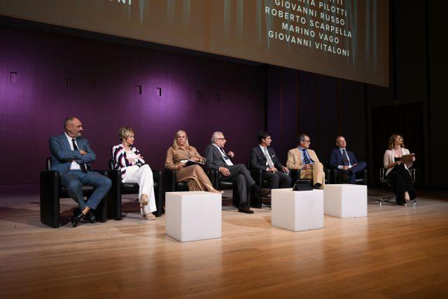 I sette Presidenti di Confindustria Moda