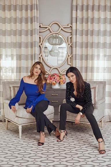 Betsy Gonzales e Carolina Lujan